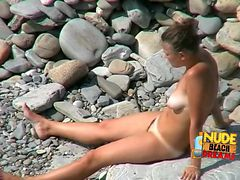 Exotic Homemade record with Beach, Voyeur scenes