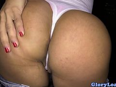 Gloryhole Latina Jerking And Cocksucking